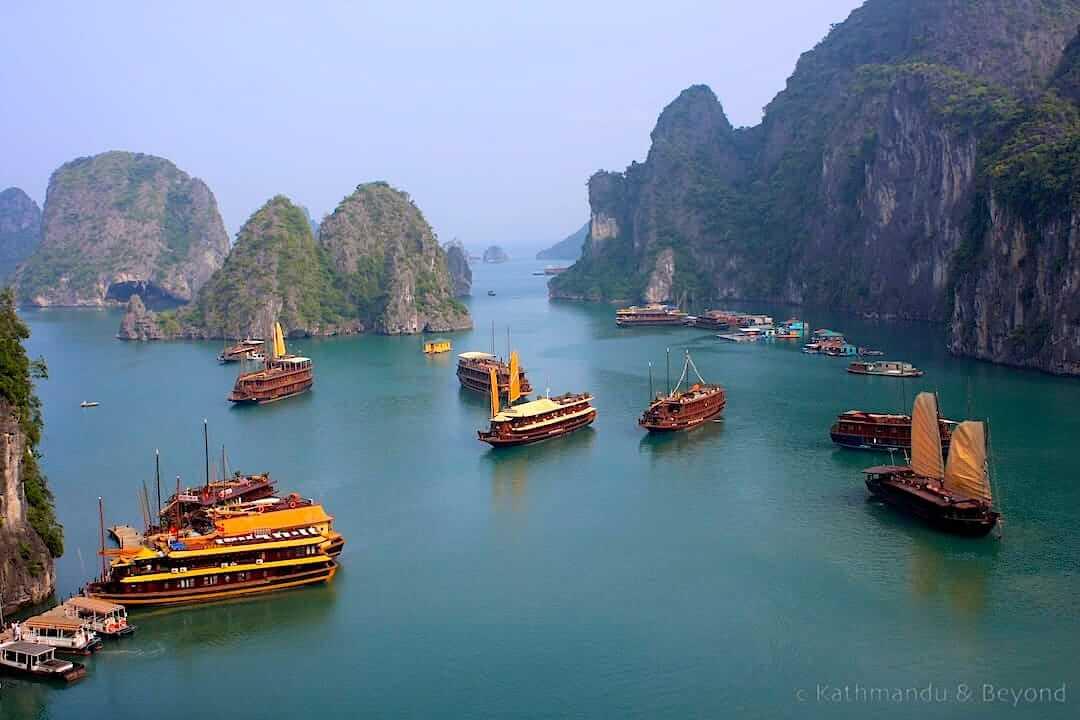 Halong Bay Vietnam UNESCO