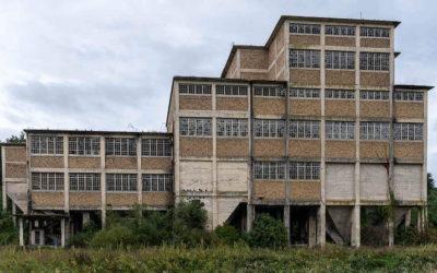 Abandoned Croatia: former Separation Mine in Potpićan