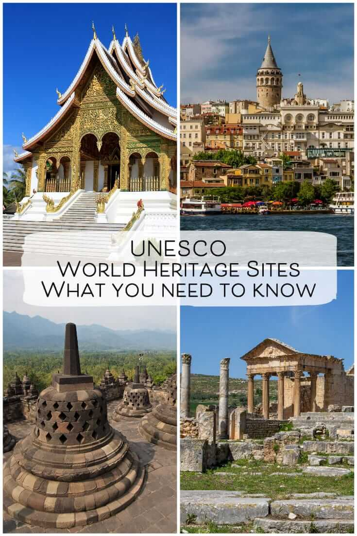 UNESCO World Heritage Sites What are the pros and cons of being a World Heritage Site #travel #culture #history