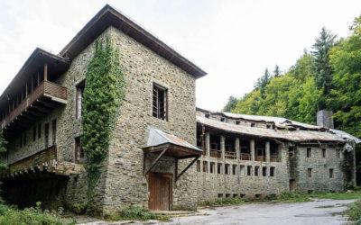 Abandoned Croatia: Villa Izvor in Plitvice Lakes National Park