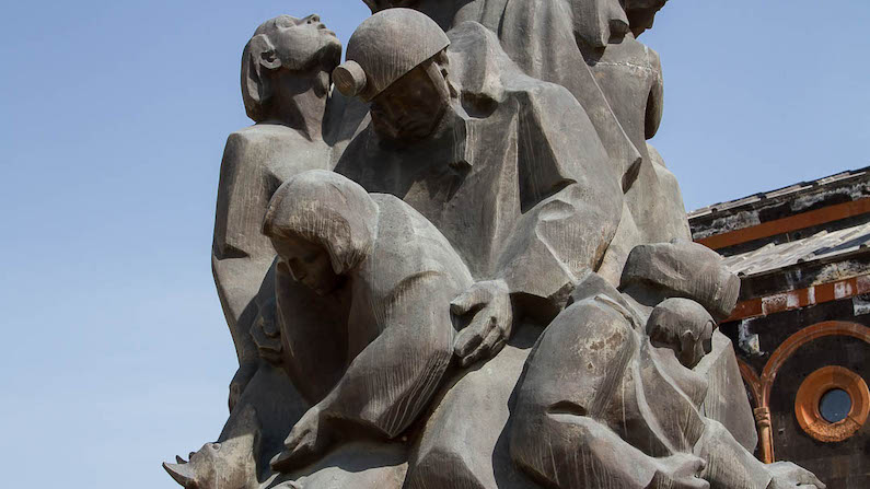 1988 Earthquake Memorial - Places to visit in Gyumri, Armenia