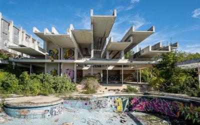 Abandoned Croatia: Haludovo Palace Hotel on Krk Island