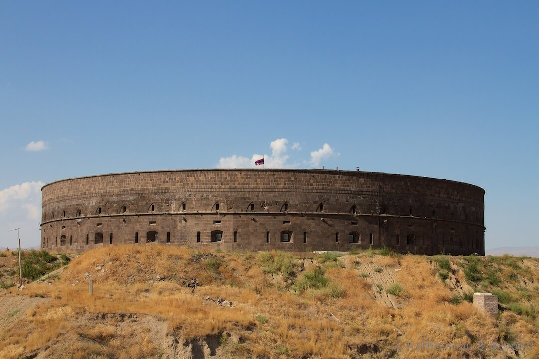 Sev Ghul (Black Sentry Fort) Gyumri Armenia