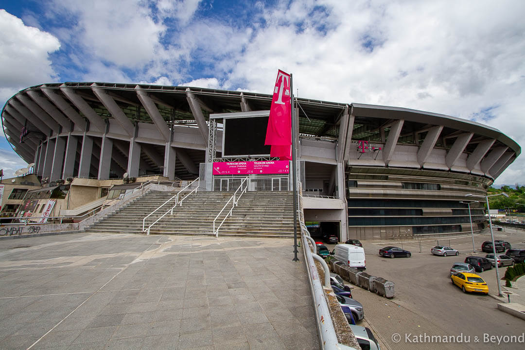 Philip II National Arena Skopje North Macedonia