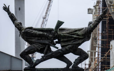 Monument to Antifascists