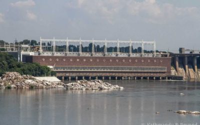 Dnieper Hydroelectric Station