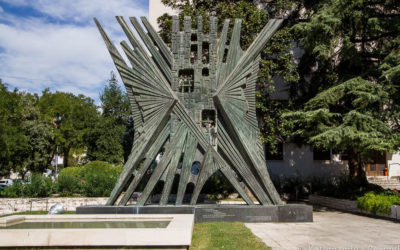 Monument to the Political Prisoners Interned and Deported