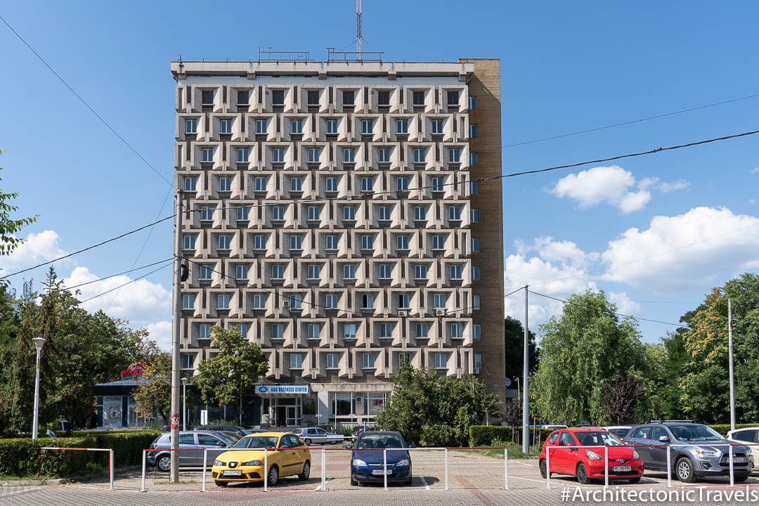 Ada Business Centre Galati Romania