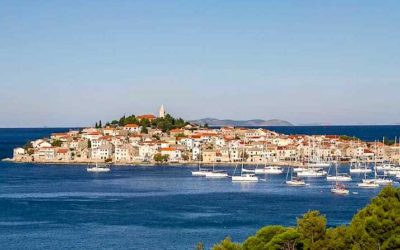 Places to visit on a road trip from Zadar to Split in Croatia