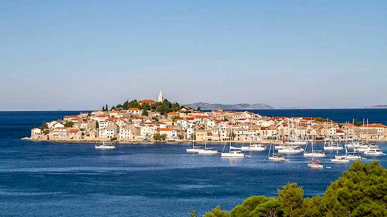 The best places to visit on a road trip from Zadar to Split in Croatia