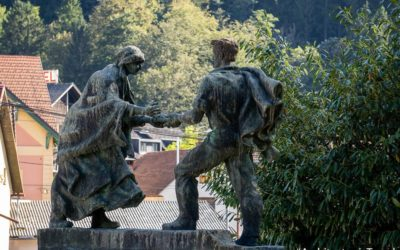 Monument to the National Liberation War (NOB)