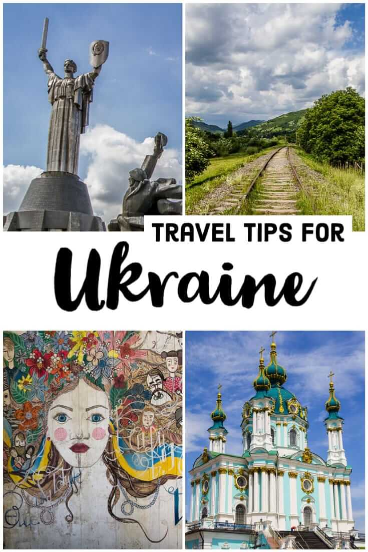 Travel tips for Ukraine – A guide for independent travellers and backpackers on a budget. Planning a trip to Ukraine – travel tips, advice, useful resources and what to expect. #Europe (1)