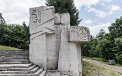 Monument to the Fatherland Front
