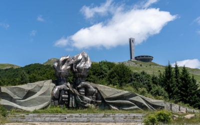 Monument to the Two Generations Shipka-Buzludzha