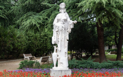 "Monument ""Thracian Woman"""