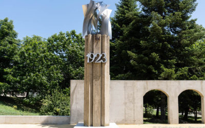 Monument to the September 1923 Uprising