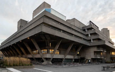 A collection of London's best brutalist and post-war modernist architecture