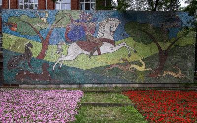 Mosaic (Gulias Street)