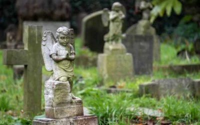 London's Magnificent Seven Cemeteries – Brompton Cemetery in Kensington