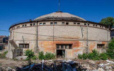 Dnepropetrovsk Summer Circus