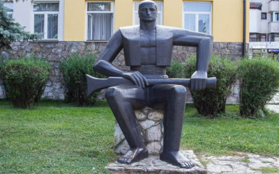 Monument to the Foča Youth Company