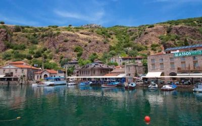 Coastal Turkey itinerary from Istanbul to Antalya along the Turquoise Coast